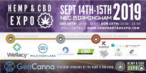 Hemp & CBD Expo (September 2019)