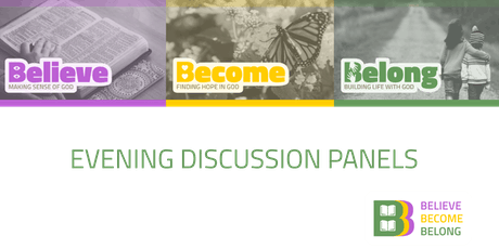 Bible Evening Panel Discussions tickets