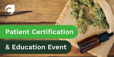 Medical Cannabis Certification & Education Event tickets