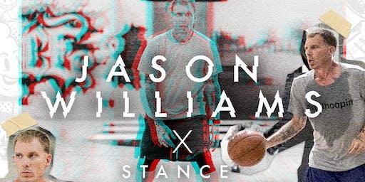 Jason Williams X Stance Fantasy Basketball Camp