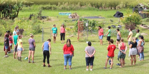 Kū 'Āina Pā: School learning gardens as a platform for ʻāina-based education.