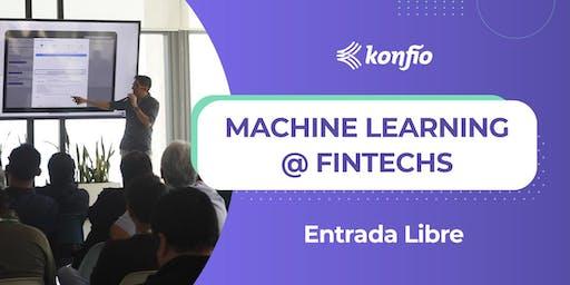 Machine Learning @ Fintech