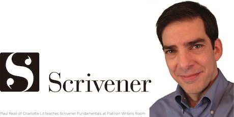 SCRIVENER BASICS: UNLOCKING THE BEST SOFTWARE FOR WRITERS w/CHARLOTTE LIT'S PAUL REALI (1-Day Class) tickets