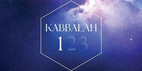 KUNOAGOST12 | Kabbalah 1 - 10 week course | Tecamachalco | 12 Agosto 19:00 entradas