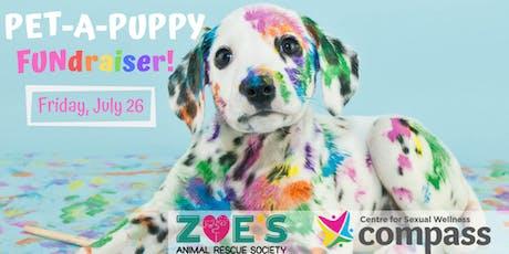 PET-A-PUPPY FUNdraiser! tickets