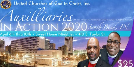 UCOGIC Auxiliaries in Action Convention tickets