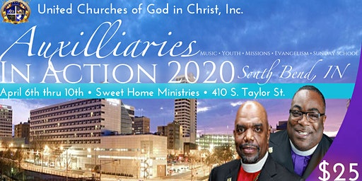 UCOGIC Auxiliaries in Action Convention