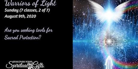 Warriors of Light (2 of 7) tickets