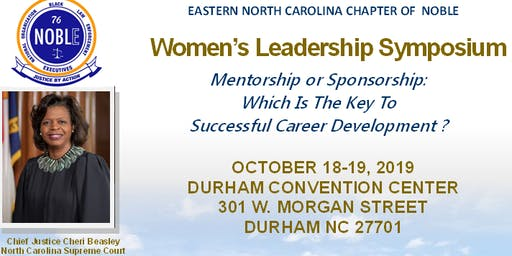 Women's Leadership Symposium 2019-Keys to Successful Career Development