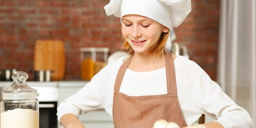 Kids in the Kitchen Cooking Class - August 21