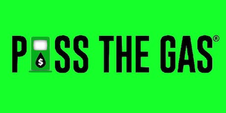 The Pass The Gas App Launch tickets