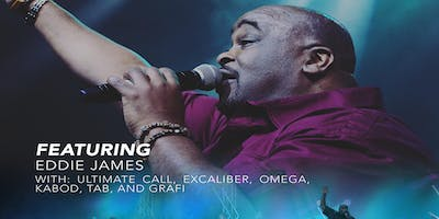 Night of Worship w/ Eddie James