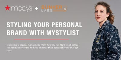 Macy's Perimeter & Bunker Labs: Styling Your Personal Brand with My Stylist