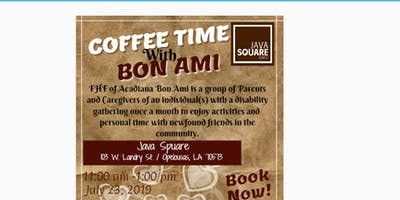Coffee with Bon Ami - Opelousas LA