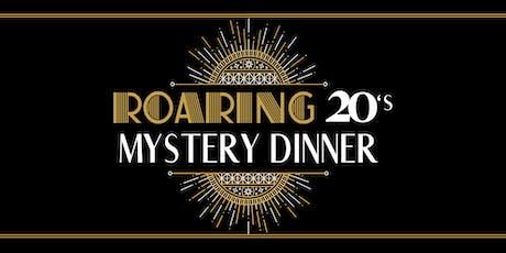 Roaring 20's Murder Mystery Dinner tickets