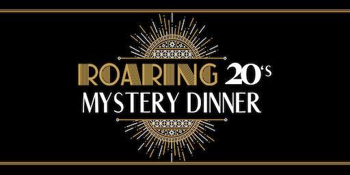 Roaring 20's Murder Mystery Dinner