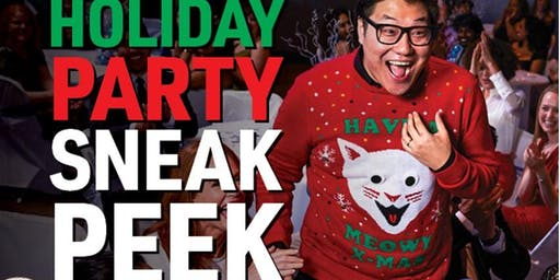 Main Event Holiday Sneak Peak