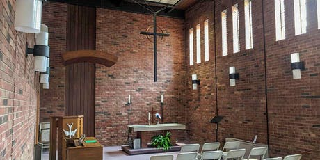 Amazing Space: A Mid-Century Church Talk tickets