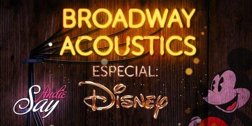 Broadway Acoustic Vol. 2|19 - Especial: Disney