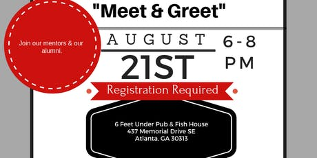 """GA P.A.T.H. Program- """"Meet & Greet"""" for the 2019-2020 Class tickets"""