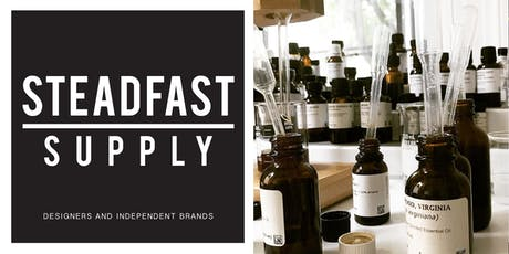 DIY Workshop | Intro to Plant-Based Perfumery & How to Compose Your Custom Scent tickets