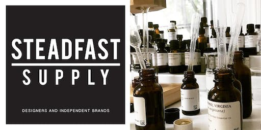 DIY Workshop | Intro to Plant-Based Perfumery & How to Compose Your Custom Scent