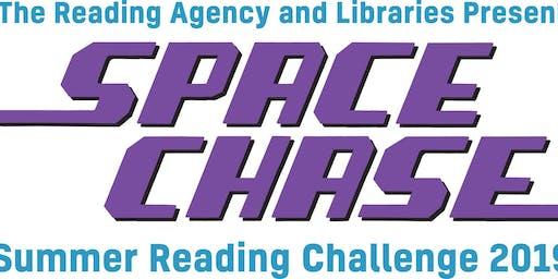 Summer Reading Challenge Story Walks