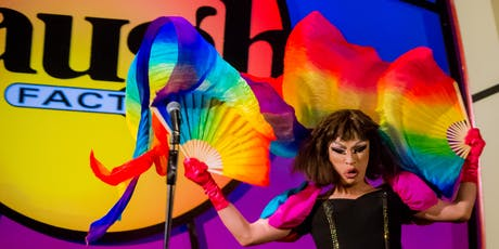 Sashay: A Queer Comedy and Drag Show tickets