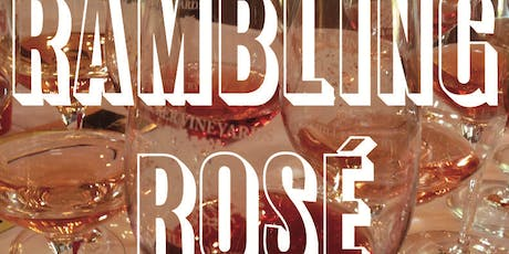 Rambling Rosè tickets