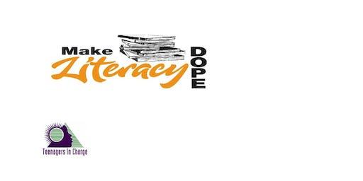Make Literacy Dope Author's Brunch-MV Edition