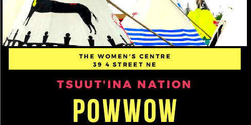 Visit to the Tsuut'ina Nation Powwow