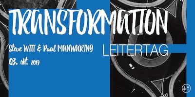 Transformation 2019 Leitertag
