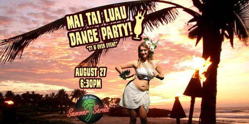 MAI TAI LUAU DANCE PARTY! | POLYNESIAN DANCE WORKSHOP | BELLY MOTIONS SUMMER SERIES