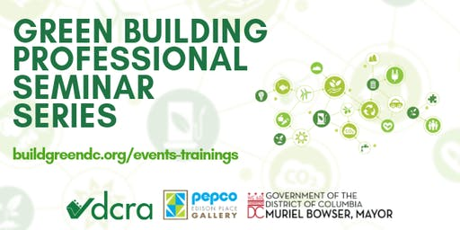 Energy Recycling in New Construction Buildings Seminar