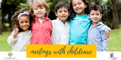 Meeting with Childcare: 7/27