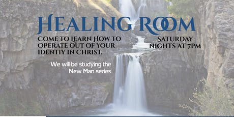 Ankeny, IA Healing Room New Man Series  tickets