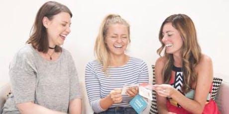 Giochiamo con L'Aromaterapia  biglietti