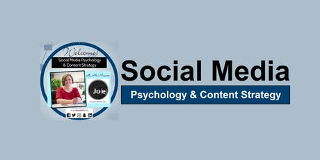 Social Psychology and Content Strategy  tickets