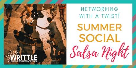 Writtle Business Networking Summer Social tickets