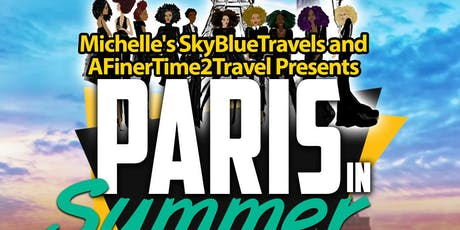Paris in Summer tickets