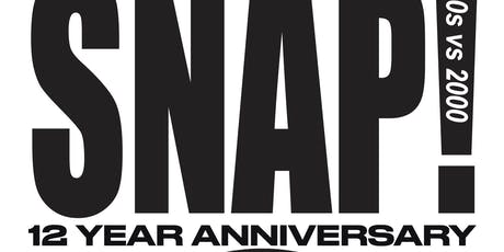 SNAP! Y2K: '90s vs '00s Dance Party - 12 Year Anniversary! - Neon Rave tickets