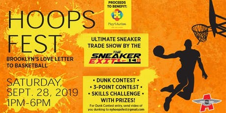 Hoops Fest | Basketball Event & Sneaker Expo tickets