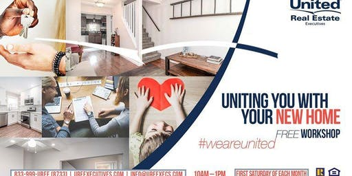 UNITED REAL ESTATE EXECUTIVES Uniting You With Your New Home