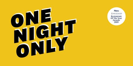 Metro One Night Only: Culprit's Midnight Snack tickets