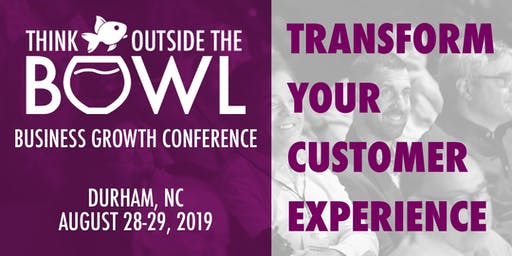 2019 Think Outside the Bowl Business Growth Conference