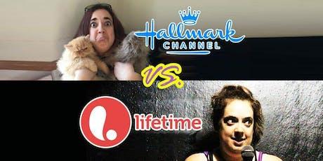 Hallmark vs. Lifetime - An Improv Comedy Show tickets