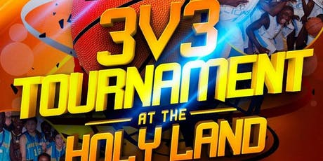 3v3 Basketball Tournament and Slam Dunk Contest tickets