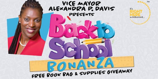 Back to School Bonanza