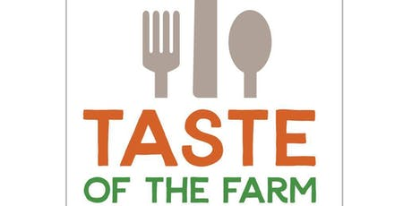 A Taste of the Farm 2019: A Youth Farm Fundraiser featuring Alma Group tickets