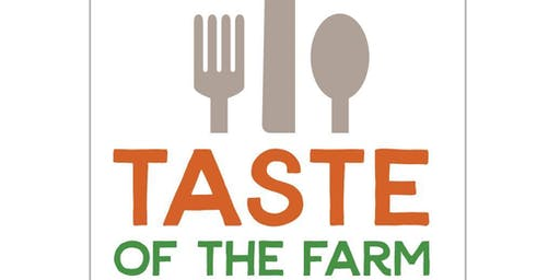 A Taste of the Farm 2019: A Youth Farm Fundraiser featuring Alma Group